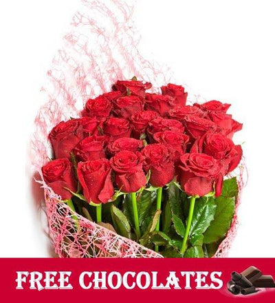 Sweet Bliss | FREE Chocolates flowers CityFlowersIndia