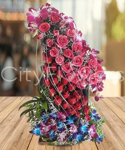 LOVE FAIR flowers CityFlowersIndia