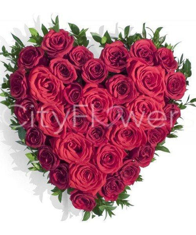 A HEARTBEAT AWAY flowers CityFlowersIndia