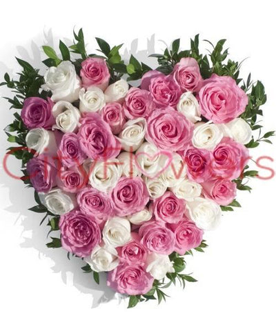 PLEASURABLE BEAUTY flowers CityFlowersIndia