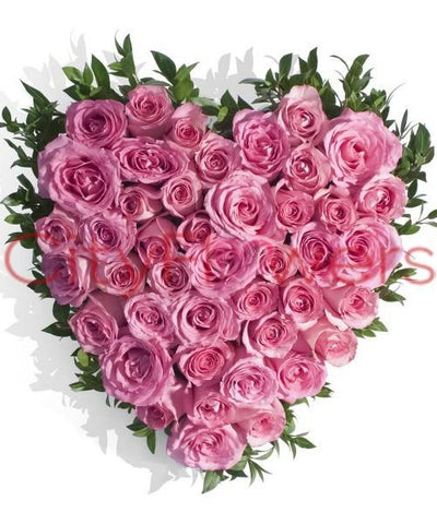 AUTHENTIC LOVE flowers CityFlowersIndia