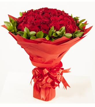 Enchanted Red Roses flowers CityFlowersIndia