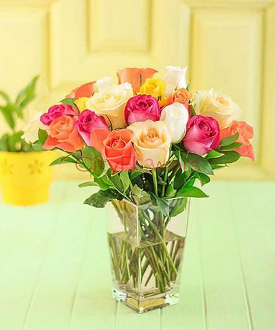 APPEALING TWIST flowers CityFlowersIndia