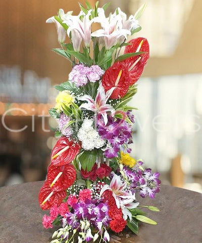 PERFECT DAY flowers CityFlowersIndia