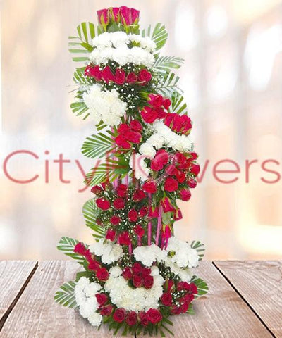 MOMENTS IN LOVE flowers CityFlowersIndia
