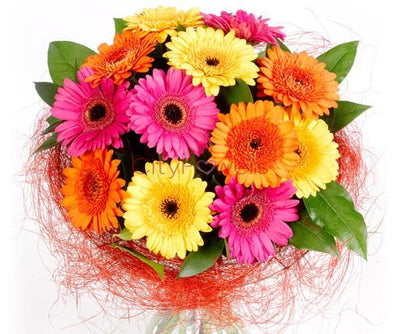 MIXED SENSATIONS flowers CityFlowersIndia