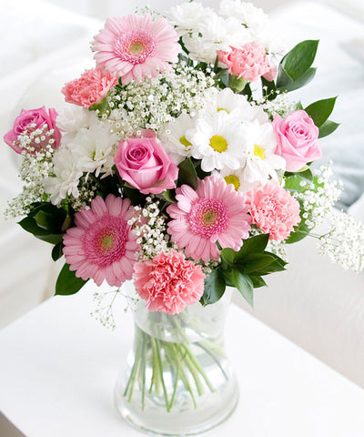 LUSH OF LOVE flowers CityFlowersIndia
