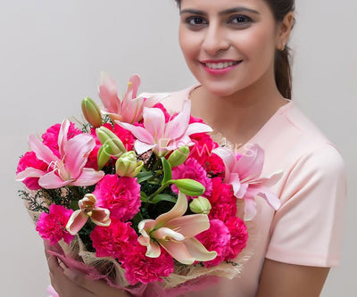 SWEETNESS BY CITY flowers CityFlowersIndia