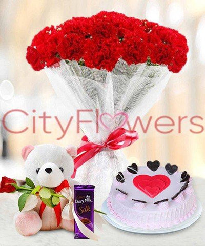 CELEBRATE TOGETHERNESS flowers CityFlowersIndia