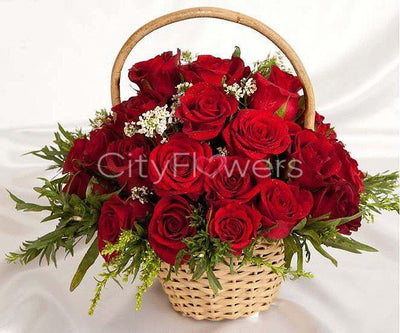 EVERBUDDING LOVE flowers CityFlowersIndia