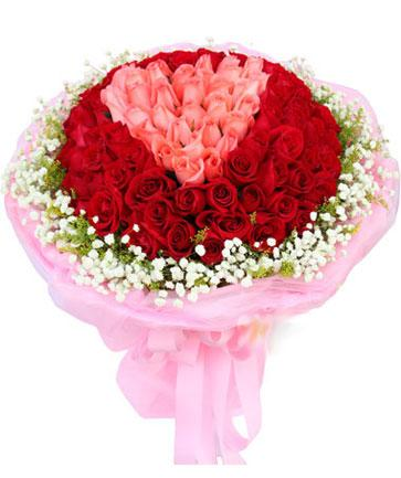 Scent With Love - Valentine's Special flowers CityFlowersIndia