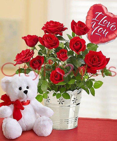 SWEET LOVE flowers CityFlowersIndia