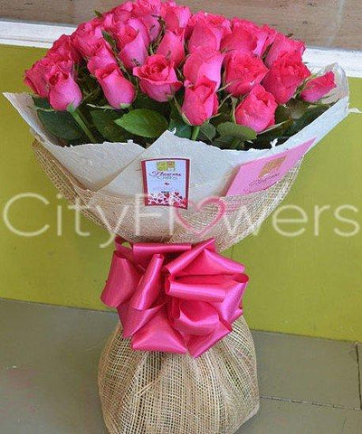BEAUTIFUL PINK flowers CityFlowersIndia