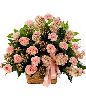 Basket of 50 Flowers flowers CityFlowersIndia