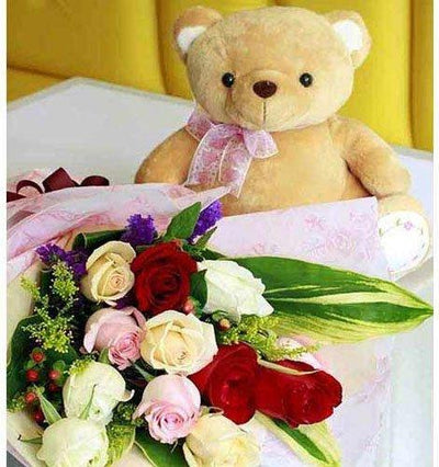 The Big Hug - City Flowers Special flowers CityFlowersIndia