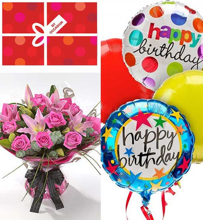 Perfect Birthday Combo flowers CityFlowersIndia