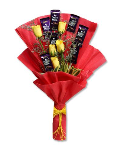 Autumn Bouquet flowers CityFlowersIndia