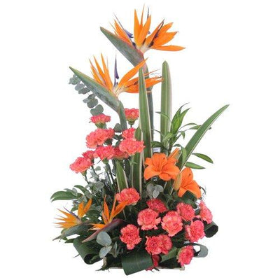 Exotic Rich Premium Arrangement flowers CityFlowersIndia