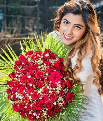 My Love for You flowers CityFlowersIndia