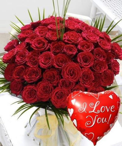 Here in my Heart flowers CityFlowersIndia
