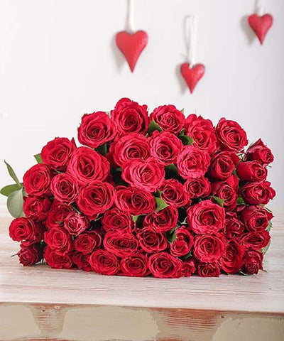From my Heart Bouquet flowers CityFlowersIndia