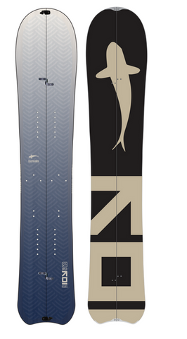 BOREALIS KOI SPLITBOARD PACKAGE