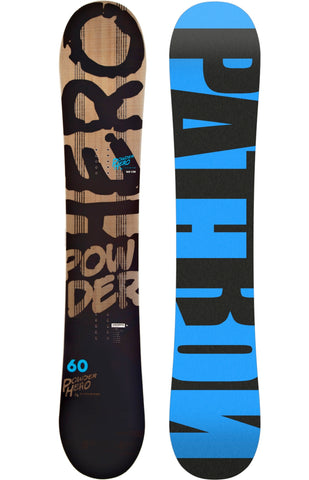 PATHRON POWDER HERO SNOWBOARD