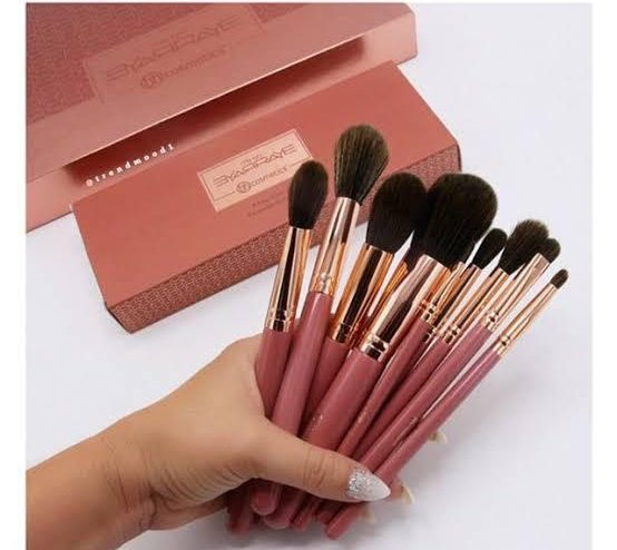 BH Cosmetics ItsMyRayeRaye - 9 Piece Brush Set