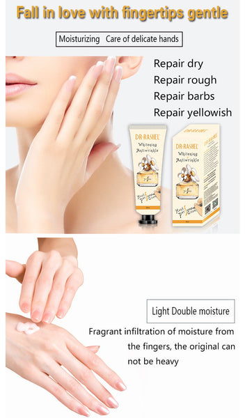 Hot Selling Natural Fresh Perfume Body Lotion Whitening Anti-wrinkle Hand Cream Tube