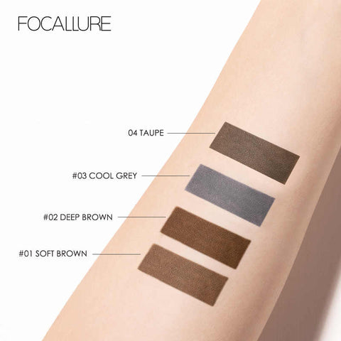 Artist Sketch Eyebrow Pencil Waterproof Natural Long Lasting Tint 4 Color Brows Eye Makeup Eye Brow