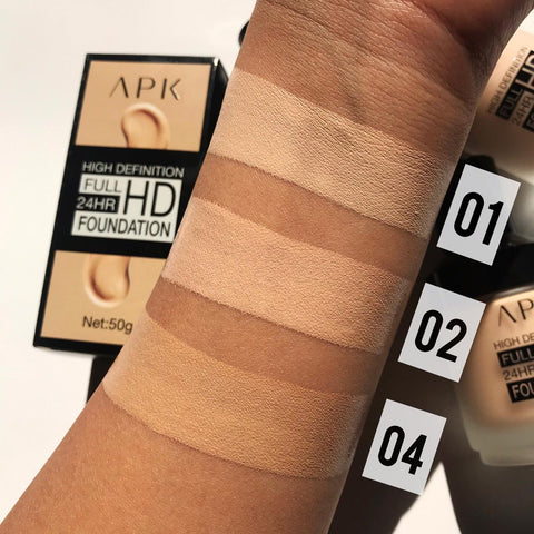 APK FULL HIGH DEFINITION 24HR FOUNDATION