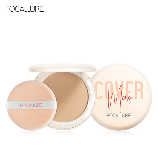 Covermax Two-way-cake Pressed Powder