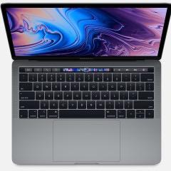 MacBook Pro 13''-2.0GHz QC i5/16GB/512GB SSD/ Iris Plus Graphics/Touch Bar-Space Grey-2020