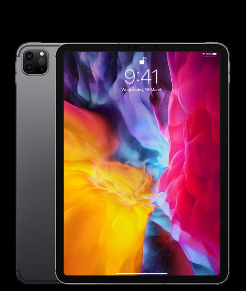 iPad Pro 11-inch / Space Grey / WiFi + Cellular / 128GB / Gen 2