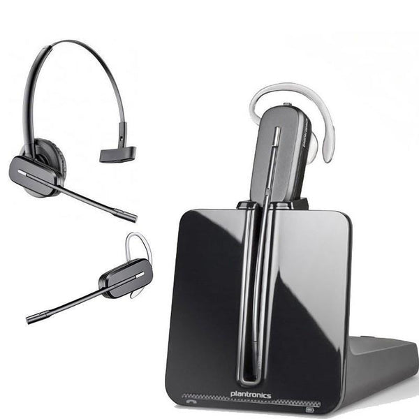 Plantronics CS540 DECT Headset Convertible Wireless CS500T