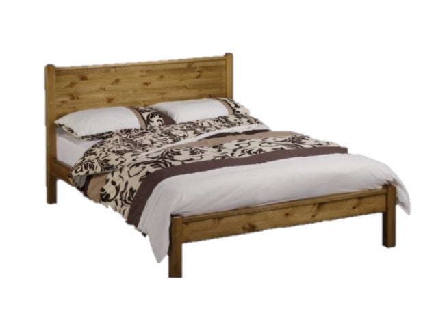 Royal Low End Bed Frame -  Super King
