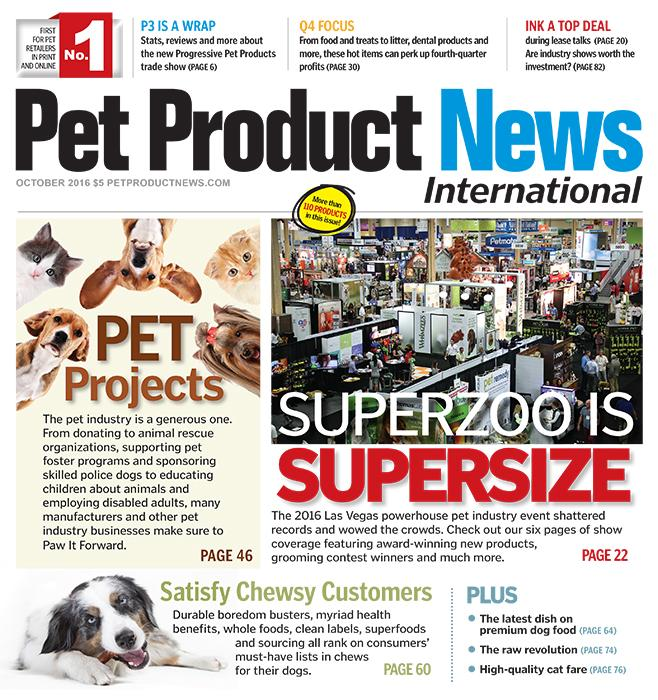Pet Product News features Walking Palm CAT CAVES