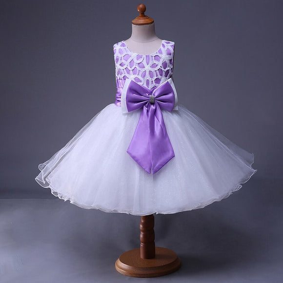 Big Bow Ball Gown