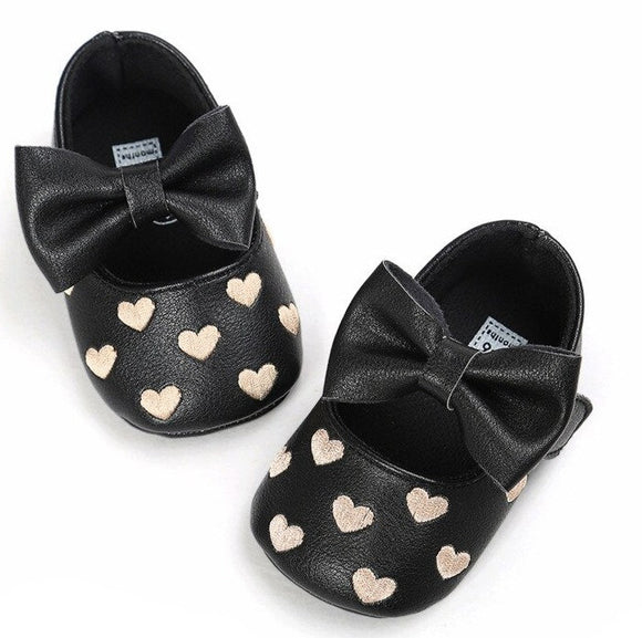 Hearts & Bow first walker