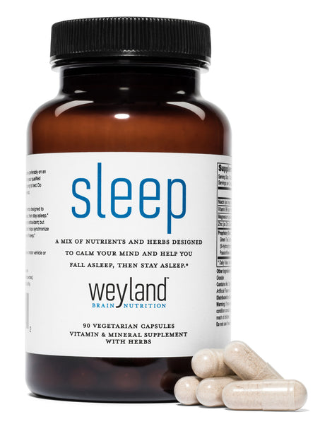Sleep - Weyland Brain Nutrition  - 3
