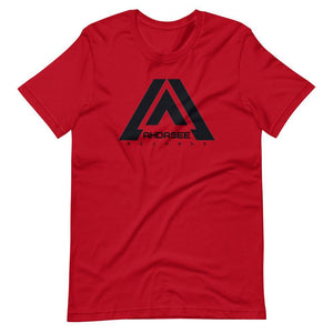 Ahdasee Shirt (Black Logo) - Ahdasee Records