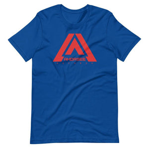 Ahdasee Shirt (Red Logo) - Ahdasee Records