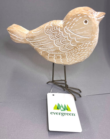 Resin Bird Table Decor