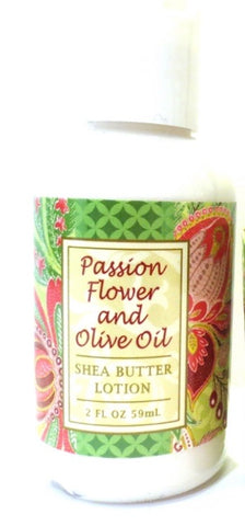 Passion Flower and Olive Oil Small Lotion