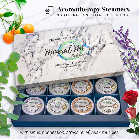 Aromatherapy Shower Steamers 1