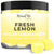 Fresh Lemon Body Scrub Cubes