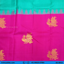 Load image into Gallery viewer, KS0015 2 Sri Arya Silks Buy Silk Sarees Online Chennai1