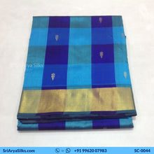 Load image into Gallery viewer, SC 0044 Sri Arya Silks Buy Pure Silk Sarees Online Chennai