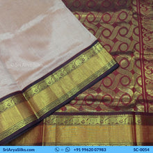 Load image into Gallery viewer, SC 0054 Sri Arya Silks Buy Pure Silk Sarees Online Chennai 2