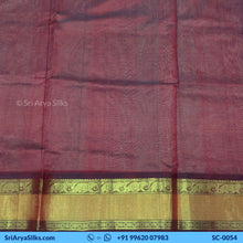Load image into Gallery viewer, SC 0054 Sri Arya Silks Buy Pure Silk Sarees Online Chennai